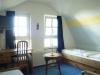 Zimmer mit getrennt stehenden Betten